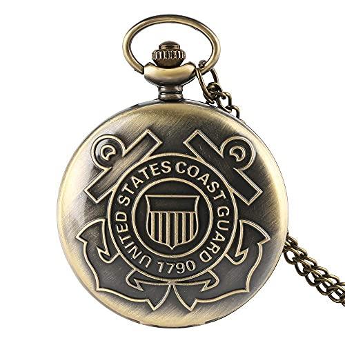 WWXL Reloj de Bolsillo mecánico Hueco para Hombres Reloj de Bolsillo mecánico Hombre Oro Rosa Palabra Romana Flip Creativo para Hombres Mujeres (Color: Negro, Tamaño: 4.7x1.5cm)