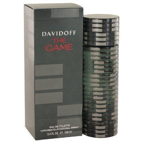 The Game by Davidoff Eau De Toilette Spray 3.4 oz / 100 ml for Men by Verrakbel