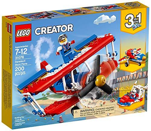 Lego Creator 31076 - Avión de voltilo (200 piezas)