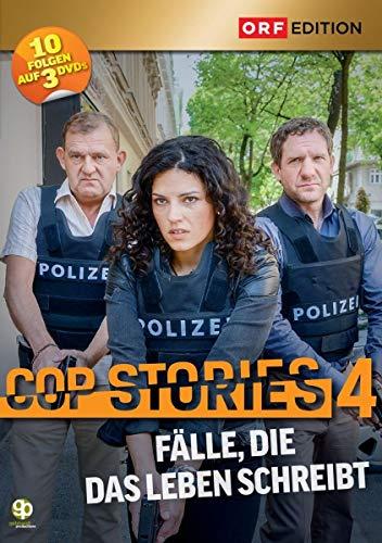 CopStories: Staffel 4 [3 DVDs]
