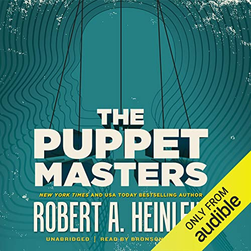 The Puppet Masters  By  cover art