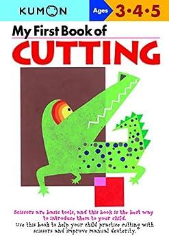 My First Book Of Cutting  Kumon Workbooks