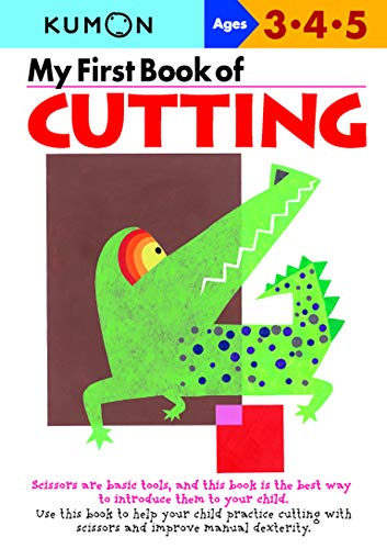 My First Book of Cutting