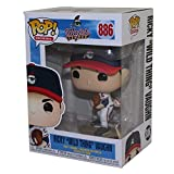 Funko- Pop Movies: Major League-Ricky Vaughn w/Chase (Styles May Vary) Collectible Toy, Multicolor (45399)