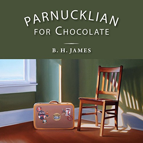 Parnucklian for Chocolate audiobook cover art