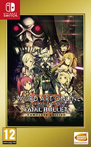 Sword Art Online: Fatal Bullet Complete Edition - Nintendo Switch [Importación inglesa]