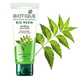 Zoom IMG-2 biotique neem purifying face wash