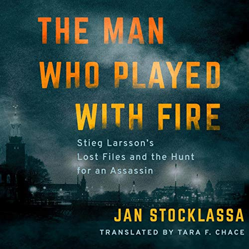 Couverture de The Man Who Played with Fire