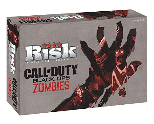 Call of Duty Black Ops Zombies Risk