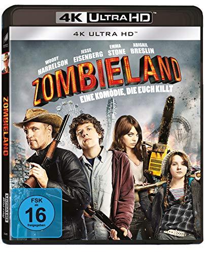 Zombieland (4K UHD) [Blu-ray]