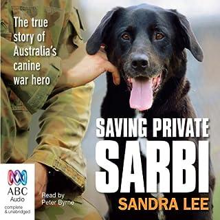 Saving Private Sarbi cover art
