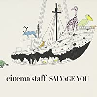 Salvage You by Cinema Staff (2012-09-18)