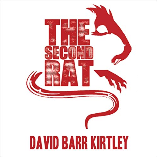 The Second Rat audiobook cover art