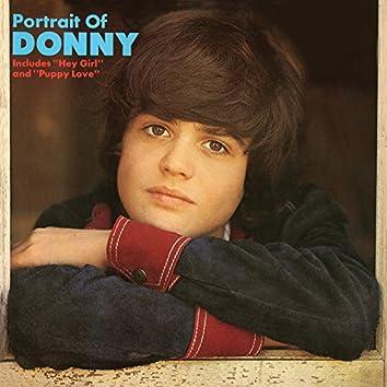 Portrait Of Donny