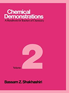 Chemical Demonstrations, Volume Two: A Handbook for Teachers of Chemistry