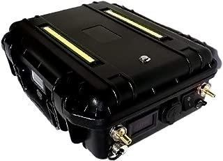 @NSS ダイワ シマノ 電動リール用 バッテリー 超大容量 360Wh マルチ ポータブル電源 12V 30Ah 魚探 集魚灯 ジャンプスターター