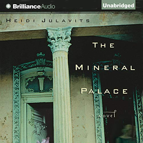 The Mineral Palace audiobook cover art
