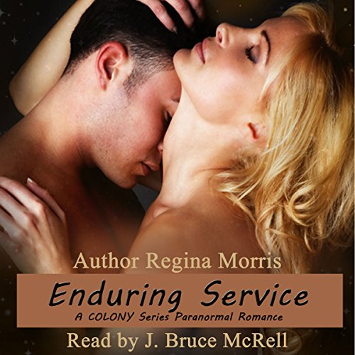 Enduring Service audiobook cover art