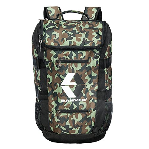 Danver Reckless Backpack, Unisex - Erwachsene, Unisex, DV649, Camo, standard