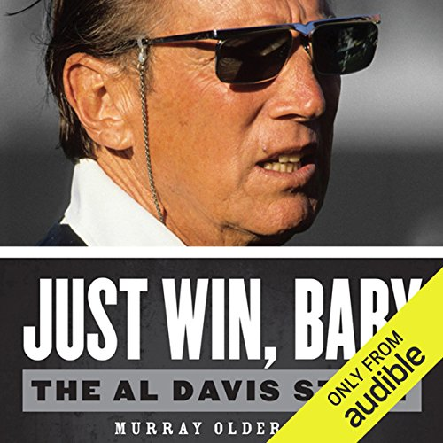 Just Win, Baby audiobook cover art