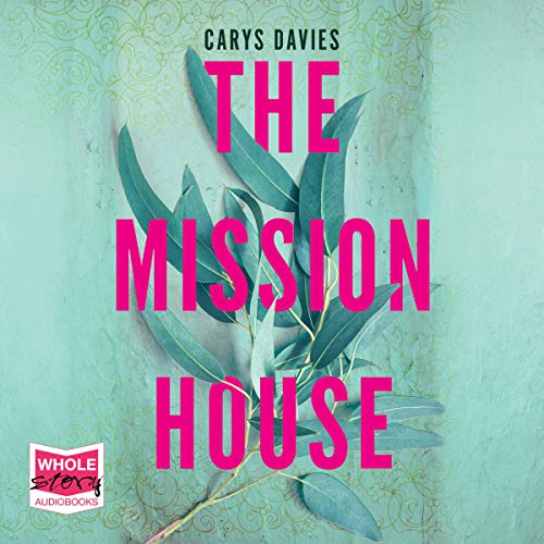 The Mission House cover art