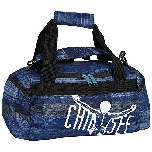 Chiemsee Unisex-Erwachsene Matchbag X-small Umhängetasche Blau (Keen Blue)