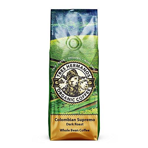 Tres Hermanos Fairtrade Low-Acid Coffee