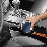 Oramics 2er Pack Sitzablagefach für Auto, Organizer für unterwegs, Utensilientasche für Auto