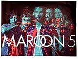 777 Tri-Seven Entertainment Maroon 5Poster Musik