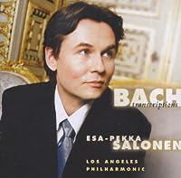Bach Orchestral Arrangements by Esa-Pekka Salonen