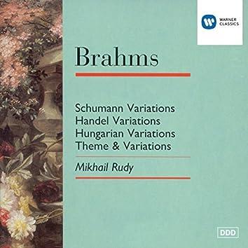 Brahms - Piano Variations