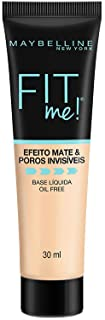 Base Líquida Maybelline Fit Me! B80, 30ml