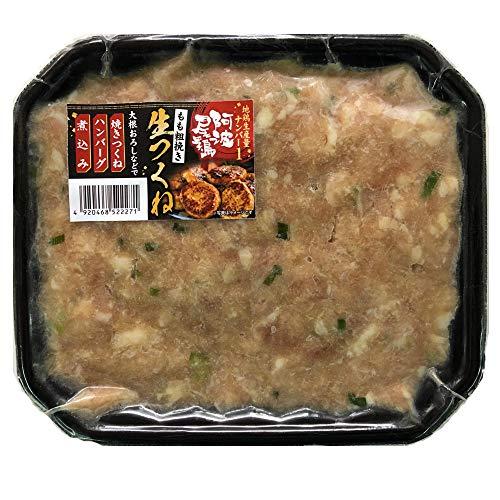阿波尾鶏 鶏肉 地鶏 熟成鶏肉 鶏焼肉 冷凍鶏肉 冷凍焼肉 生つくね もも細切り 400g【冷凍便別送】