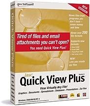 quick view plus software