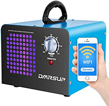 Dmrsup Commercial Ozone Generator Air Purifier Ionizer