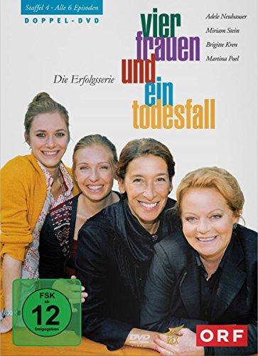 Vier Frauen und ein Todesfall - Staffel 4 [2 DVDs]