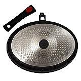 Art & Cuisine Ovaler Fischpfanne mit Steinbeschichtung