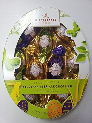 Niederegger Marzipan-Eier alkoholisch 150g
