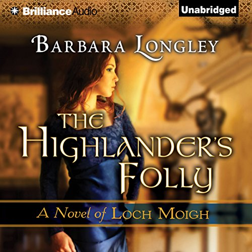 The Highlander's Folly audiobook cover art