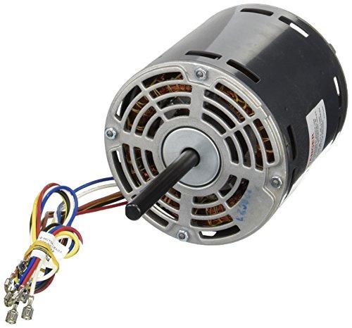 Rheem Ruud Protech 3/4 HP 120V 1075 RPM 4-Speed Furnace Blower Motor (51-25023-01) -