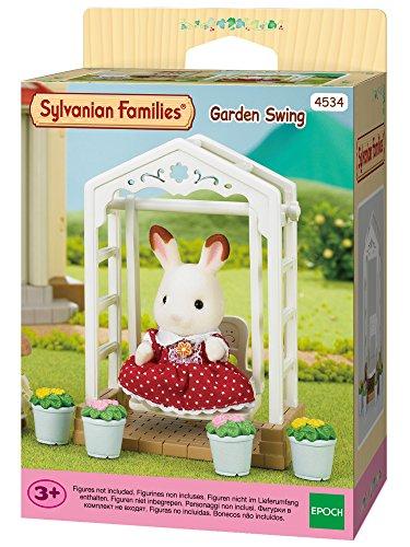Sylvanian Families - 4534 - Set columpio del jardín