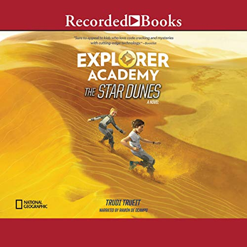 Explorer Academy: The Star Dunes Titelbild