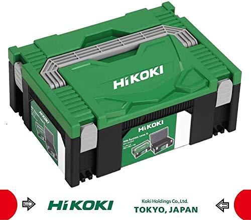 Hitachi Transportkoffer HSC, Grün Schwarz, 295x395x158 mm