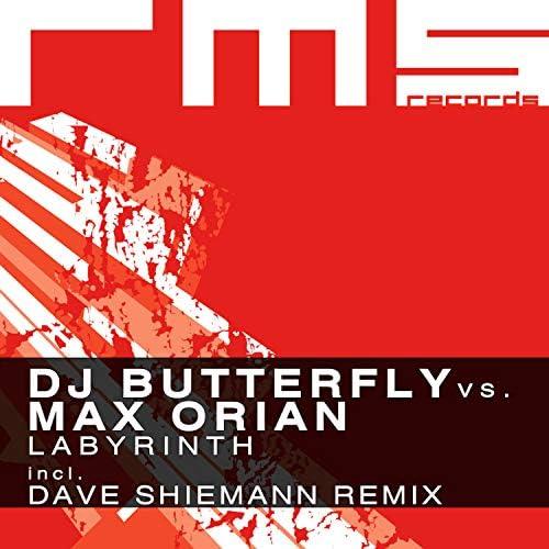 Dj Butterfly & Max Orian
