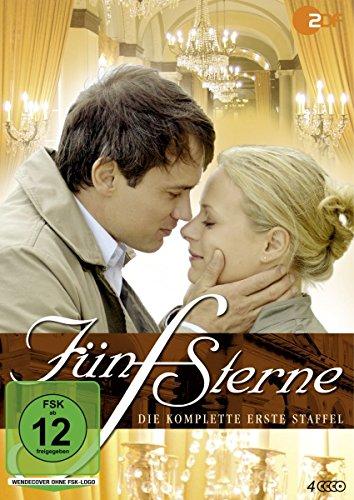 Fünf Sterne, Die komplette erste Staffel (4 DVDs)