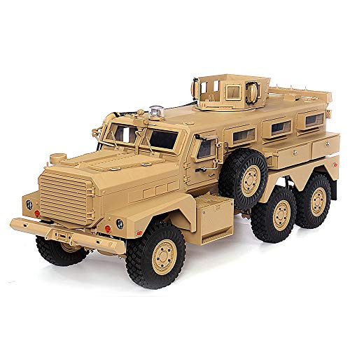 HG P602 Standard Version 1/12 2.4G 6WD 16CH Electric RC Model Car Vehicles for Cougar Without Battery Charger