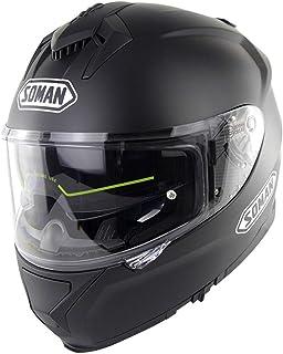 Flip-Up Motorbike Helmets Locomotive Motocross Enduro Helmet Double Lens Helmet Full Face Helmet Thermoplastic Women Men M...