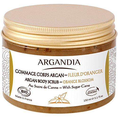 Argandia Gommage Corps Fleur d'Oranger 150 ml