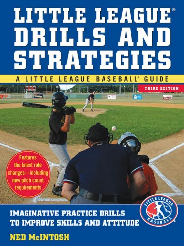 Little Leagues Drills & Strategies (Little League Baseball Guide) (English Edition)