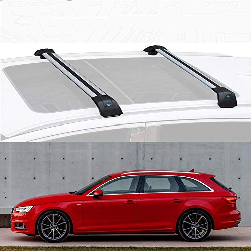 FARAD 91241//120+BM04//R203 STEEL ROOF BARS FOR VEHICLES WITH INTEGRATED ROOF RAILS